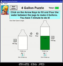 Click image for larger version.  Name:4GallonPuzzle.JPG Views:12 Size:62.7 KB ID:40531