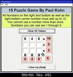 Click image for larger version.  Name:PuzzleGame.JPG Views:20 Size:76.2 KB ID:40539