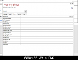 Click image for larger version.  Name:Property Sheet For Text Box.PNG Views:14 Size:39.1 KB ID:27343